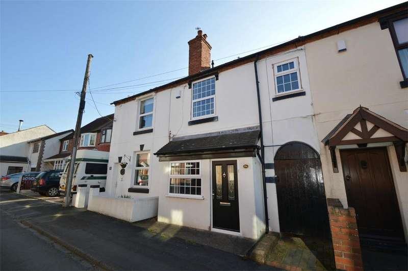 3 Bedrooms Terraced House for sale in Castle Street, Kinver, Staffordshire