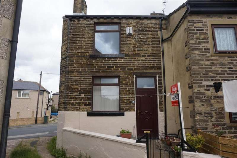 1 Bedroom Cottage House for sale in Myers Lane, Bolton Junction, Bradford, BD2 4EP