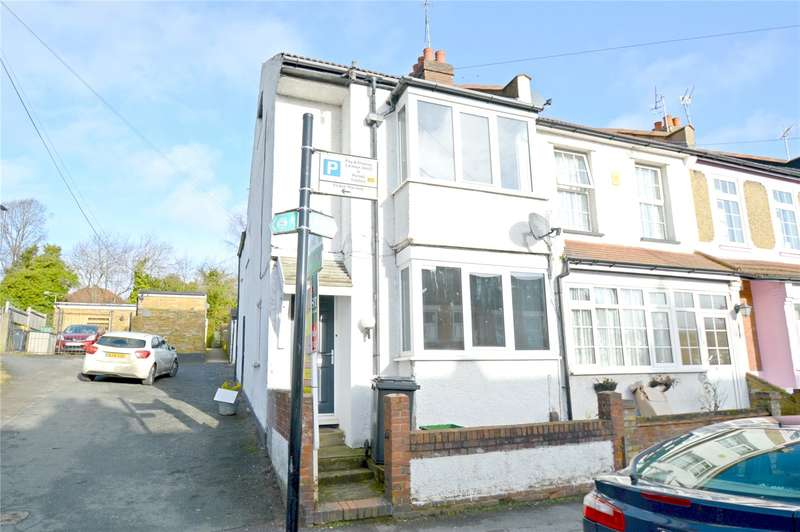 3 Bedrooms Terraced House for sale in Woodman Road, Coulsdon
