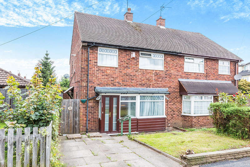 3 Bedrooms Semi Detached House for sale in Bleakhouse Road, Oldbury, B68