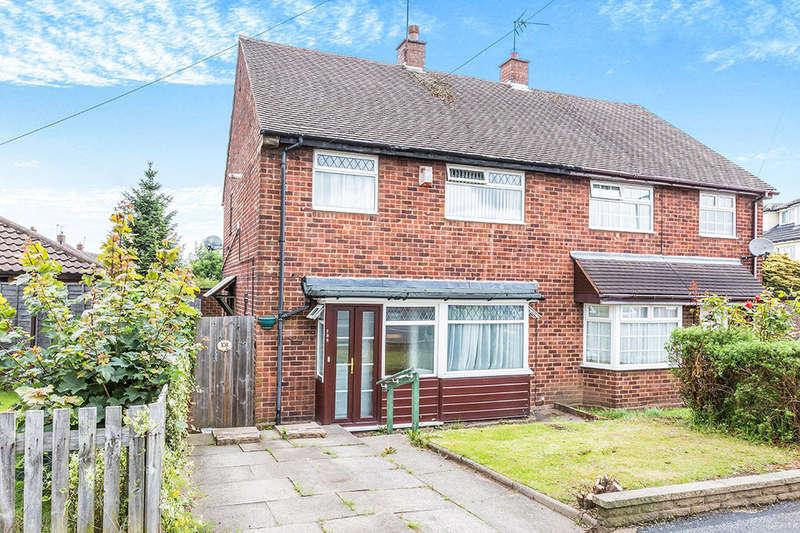 3 Bedrooms Semi Detached House for sale in Bleakhouse Road, Oldbury, B68