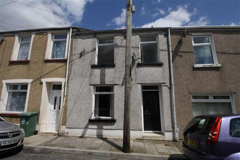 4 Bedrooms Terraced House for sale in Davis Street, Aberaman, Aberdare