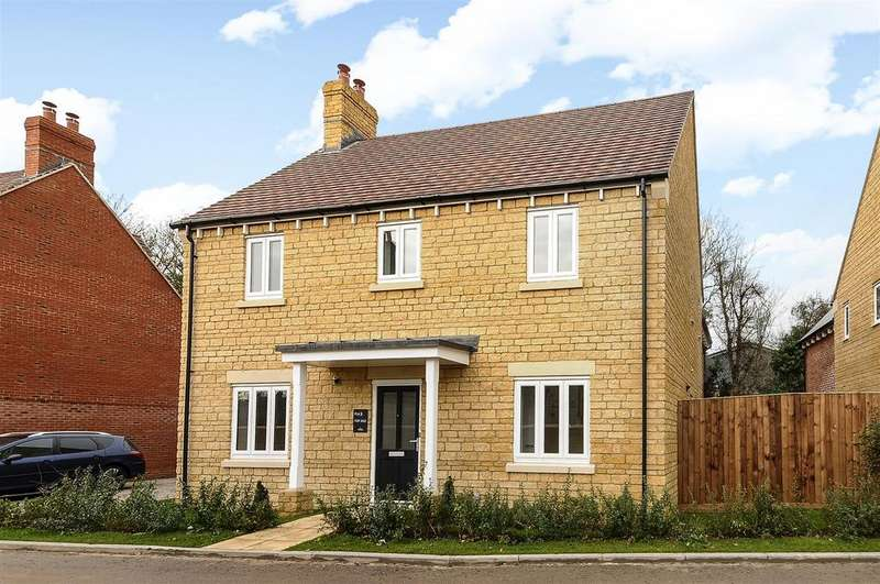 4 Bedrooms Detached House for sale in Woodbank, Witney