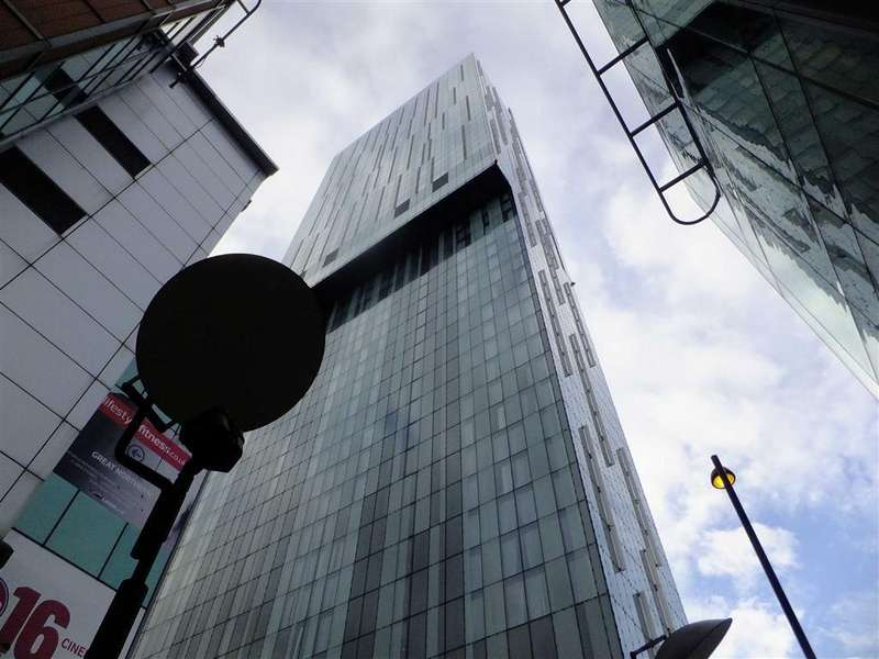 1 Bedroom Flat for sale in Beetham Tower, 301 Deansgate, Manchester