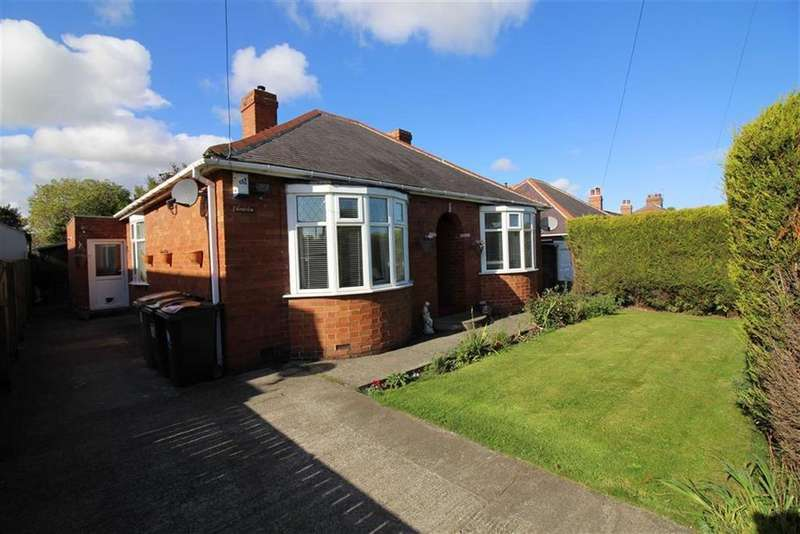 2 Bedrooms Detached Bungalow for sale in Burradon Road, Cramlington, Northumberland