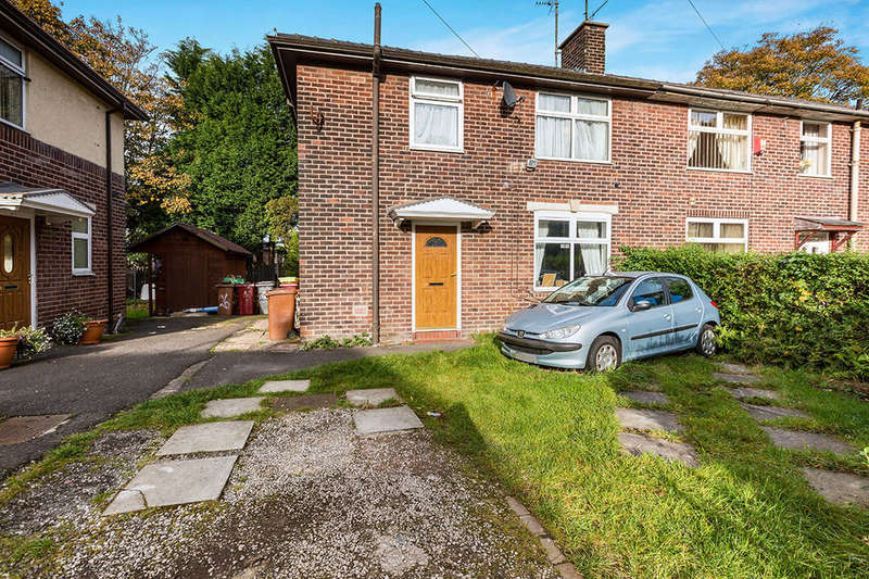 2 Bedrooms Semi Detached House for sale in Devon Road, Blackburn, BB1