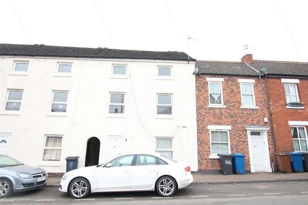 2 Bedrooms Flat for sale in Upper St John Street, Lichfield, Staffordshire