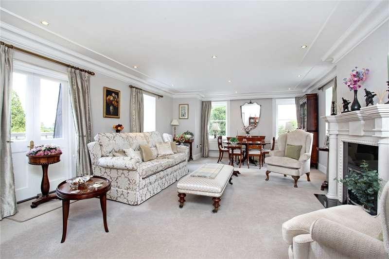 2 Bedrooms Flat for sale in Brockham Park House, Rykens Lane, Betchworth, Surrey, RH3