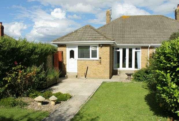 2 Bedrooms Semi Detached Bungalow for sale in Neville Grove, Hutton Lowcross, Guisborough