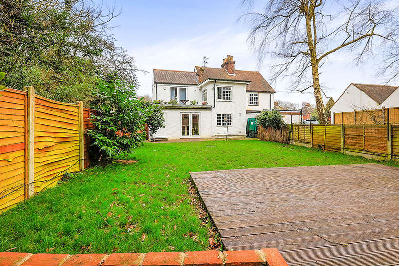 4 Bedrooms Semi Detached House for sale in Hackington Road, CANTERBURY, CT2