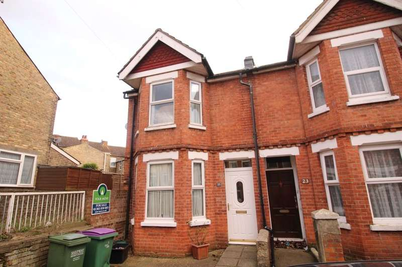 2 Bedrooms Property for sale in Bonsor Road, Folkestone, CT19