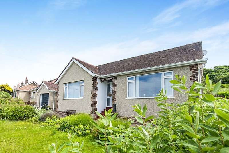 3 Bedrooms Detached Bungalow for sale in Victoria Road, Whitehaven, CA28