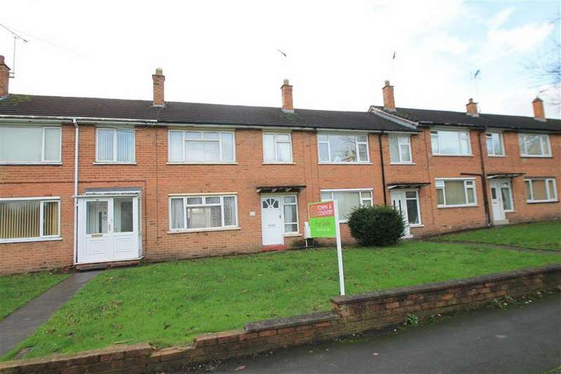 3 Bedrooms Terraced House for sale in Daniels Drive, Ruabon, Wrexham