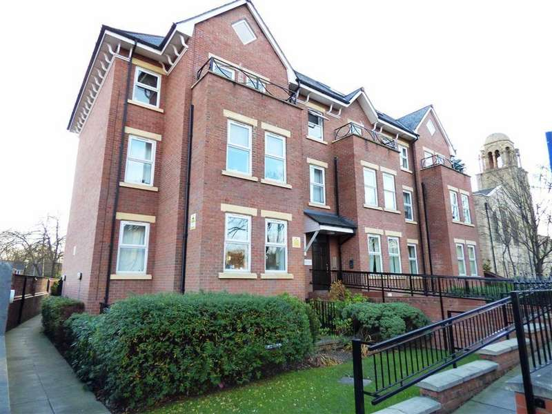 2 Bedrooms Apartment Flat for sale in Village Gate, Fallowfield, Manchester, M14