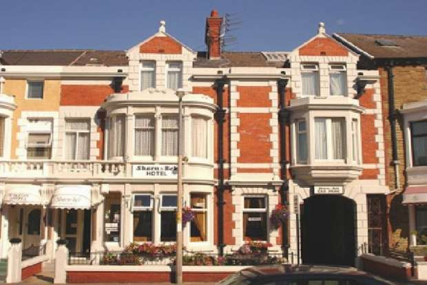 20 Bedrooms Hotel Gust House for sale in Alexandra Road South Shore Blackpool