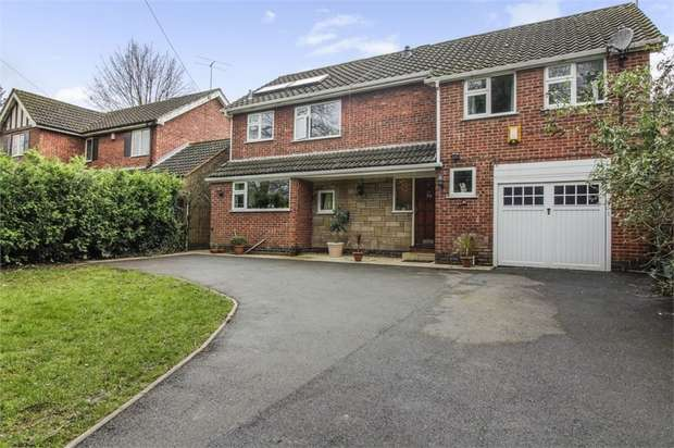 4 Bedrooms Detached House for sale in Mansfield Road, Redhill, Nottingham