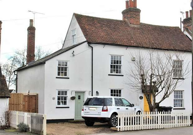3 Bedrooms Cottage House for sale in Stansted, Essex