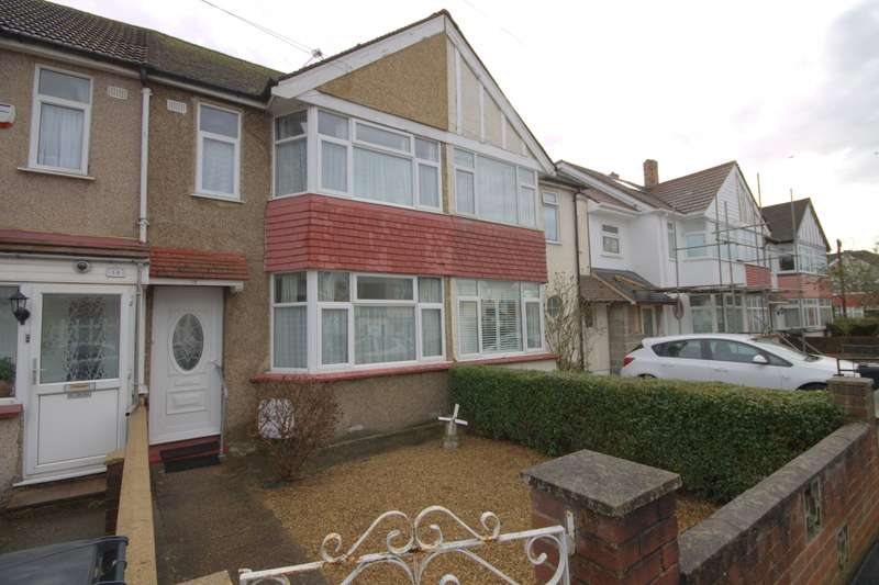 3 Bedrooms Terraced House for sale in Southcote Avenue, Feltham, TW13