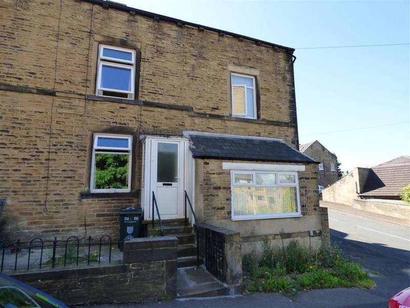 3 Bedrooms Terraced House for sale in Bolton Hall Road, Bolton Woods, BD2 1BJ