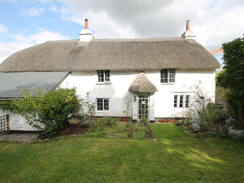 4 Bedrooms Cottage House for sale in Elburton