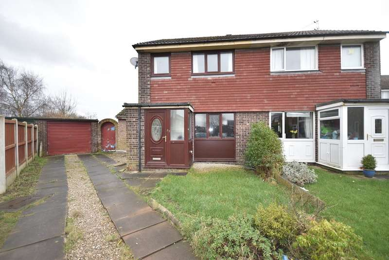 3 Bedrooms Semi Detached House for sale in Beeston Avenue, Poulton-Le-Fylde