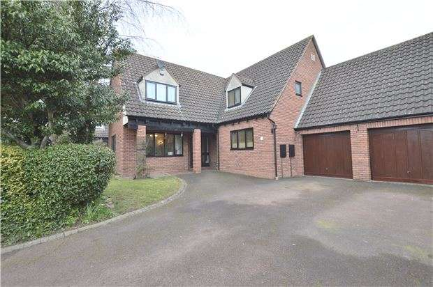 4 Bedrooms Detached House for sale in Newtown, TEWKESBURY, Gloucestershire, GL20 8EU