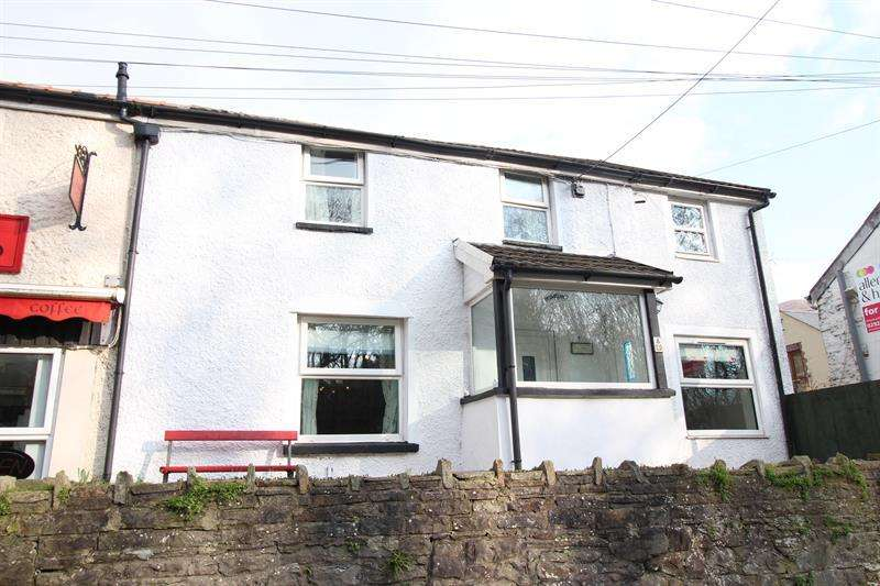 4 Bedrooms End Of Terrace House for sale in Cardiff Road, Nantgarw, Cardiff