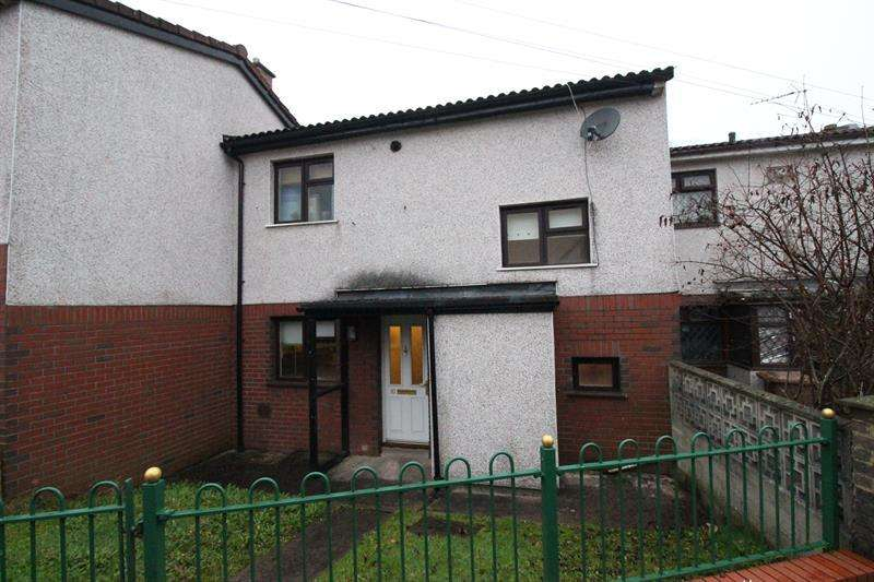 2 Bedrooms Terraced House for sale in Shelley Court, Machen, Caerphilly
