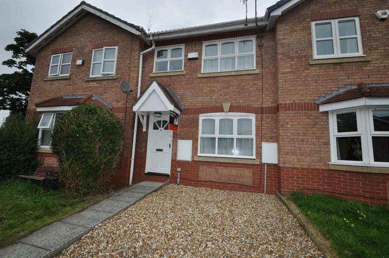 3 Bedrooms Town House for sale in Chelford Close, Prenton, Wirral, CH43 7NJ