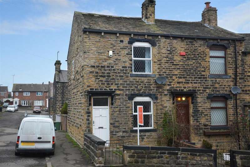 2 Bedrooms End Of Terrace House for sale in Kirkham Street, Rodley
