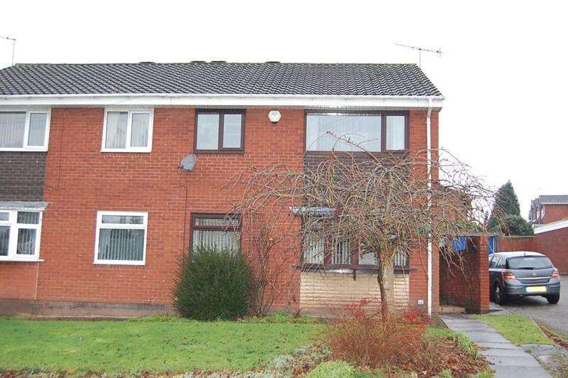 3 Bedrooms Semi Detached House for sale in High Arcal Road, Lower Gornal, Dudley