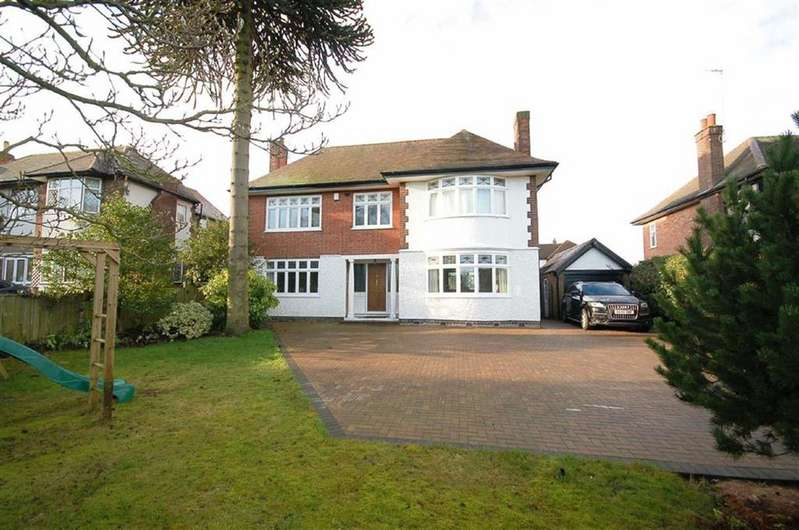 4 Bedrooms Detached House for sale in Melton Road, West Bridgford