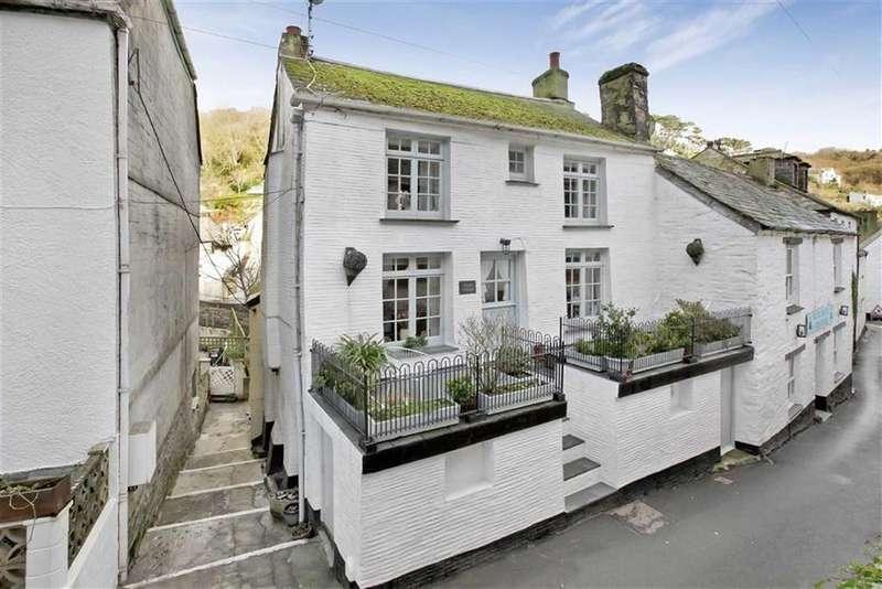 2 Bedrooms Detached House for sale in Landaviddy Lane, Looe, Cornwall, PL13