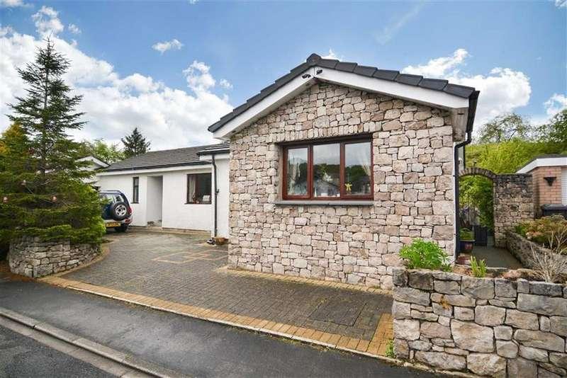 3 Bedrooms Detached Bungalow for sale in Rusland Park, Kendal, Cumbria