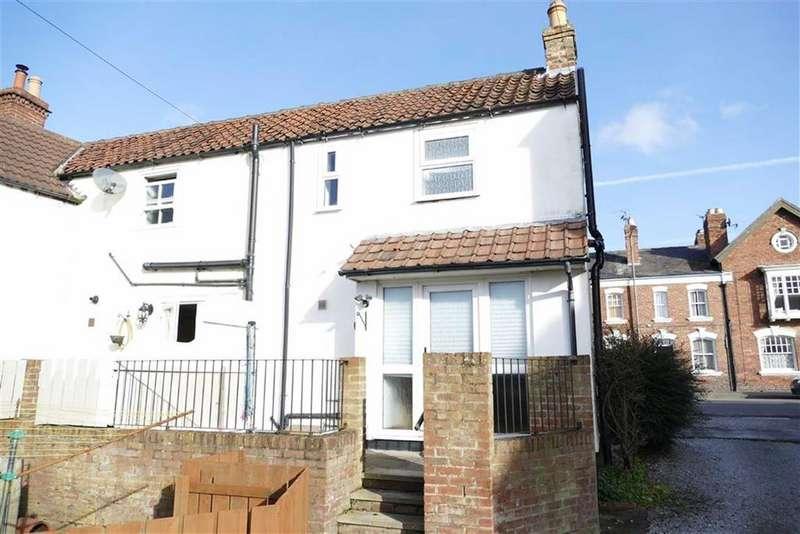 1 Bedroom Semi Detached House for sale in Bradley Court, Market Weighton