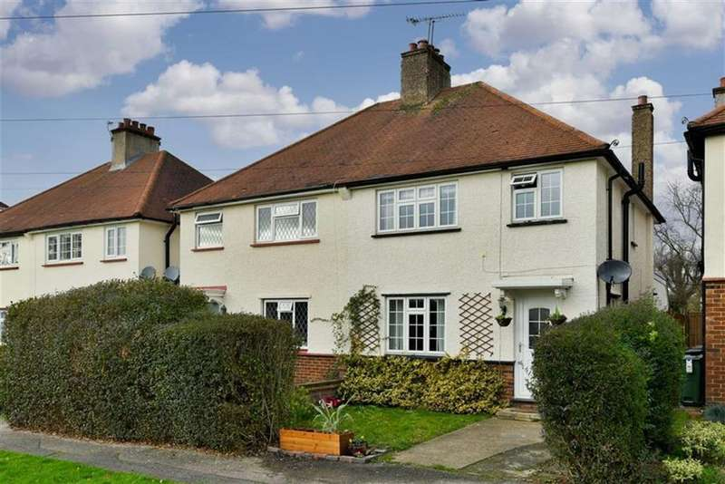 3 Bedrooms Semi Detached House for sale in Wheelers Lane, Epsom, Surrey