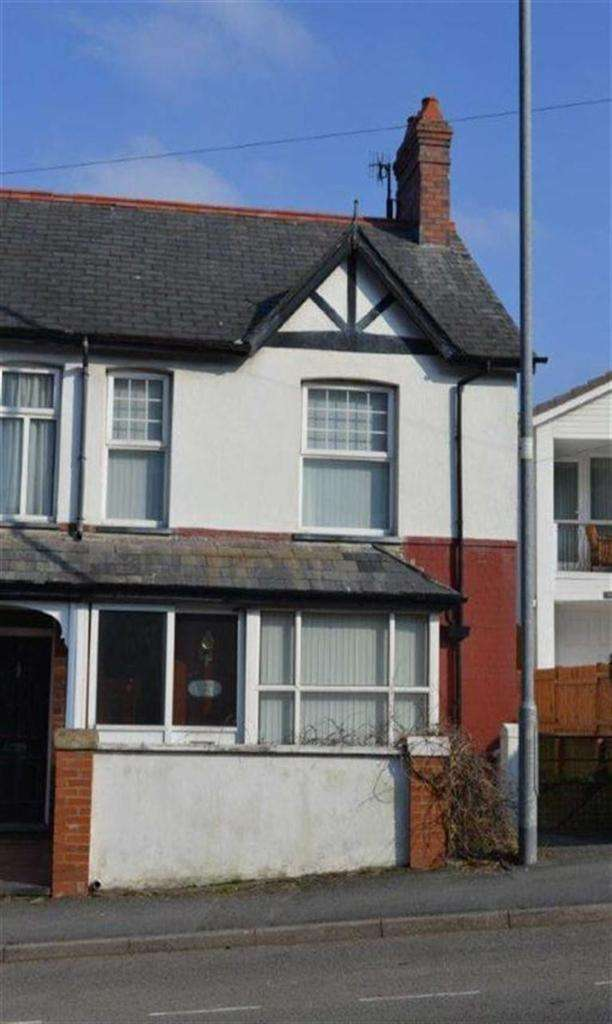 3 Bedrooms End Of Terrace House for sale in 4, Penparcau Road, Aberystwyth, Ceredigion, SY23