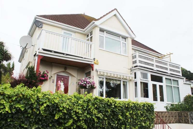 3 Bedrooms Apartment Flat for sale in Hatfield Road, Torquay