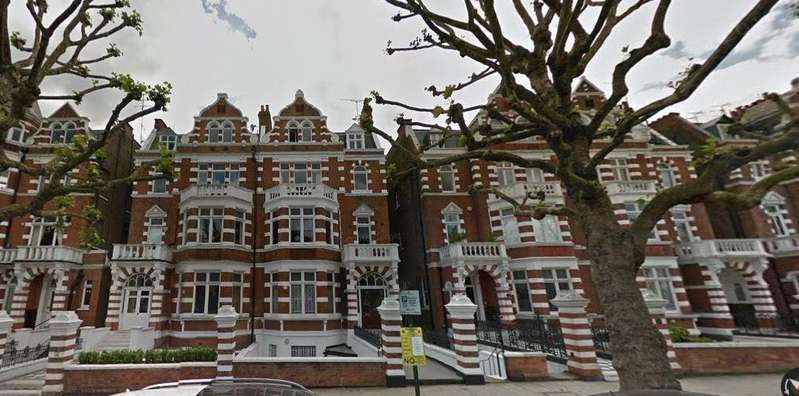 3 Bedrooms Apartment Flat for sale in Hamilton Terrace, St John's Wood