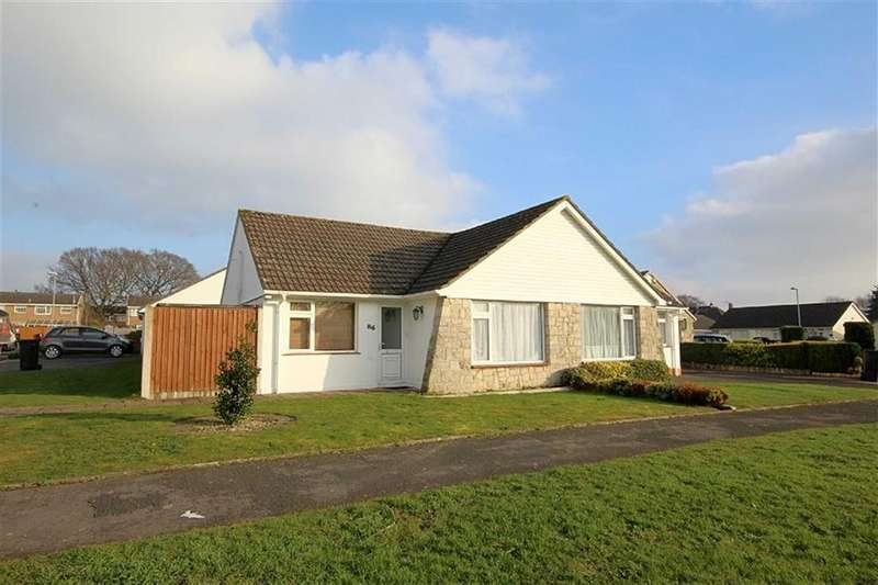 2 Bedrooms Semi Detached Bungalow for sale in Coppice Avenue, Ferndown, Dorset
