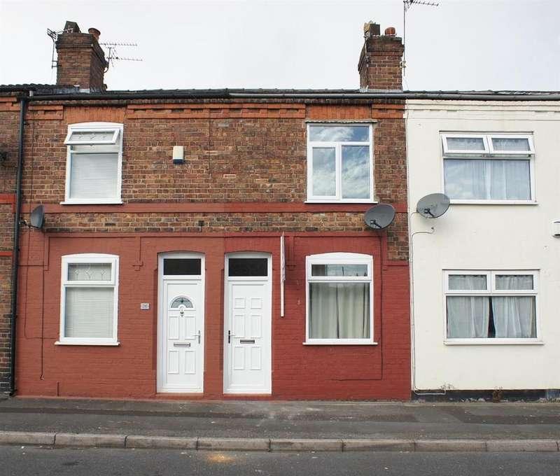 2 Bedrooms Terraced House for sale in Earl Street, Warrington