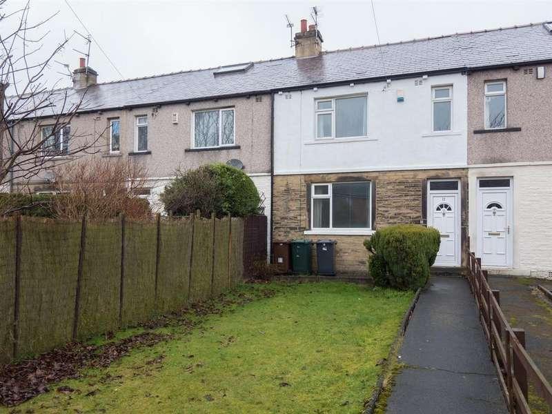 3 Bedrooms Terraced House for sale in Manor Terrace, Bradford, BD2 3DA