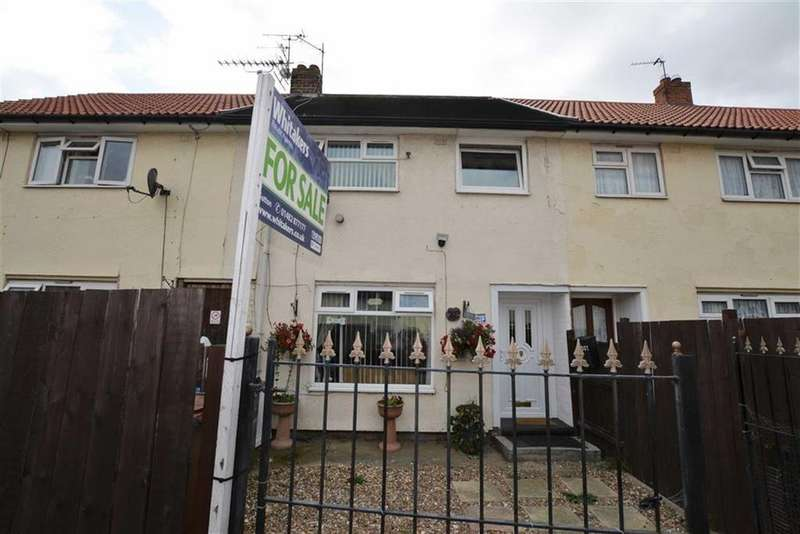 3 Bedrooms Terraced House for sale in Waveney Road, Hull, East Riding Of Yorkshire, HU8