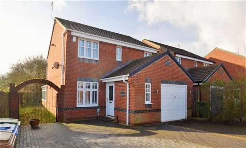 3 Bedrooms Detached House for sale in Colemans Road, Hedon, HU12