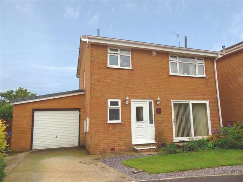 3 Bedrooms Detached House for sale in Broomfield Court, Deepcar, Sheffield, S36