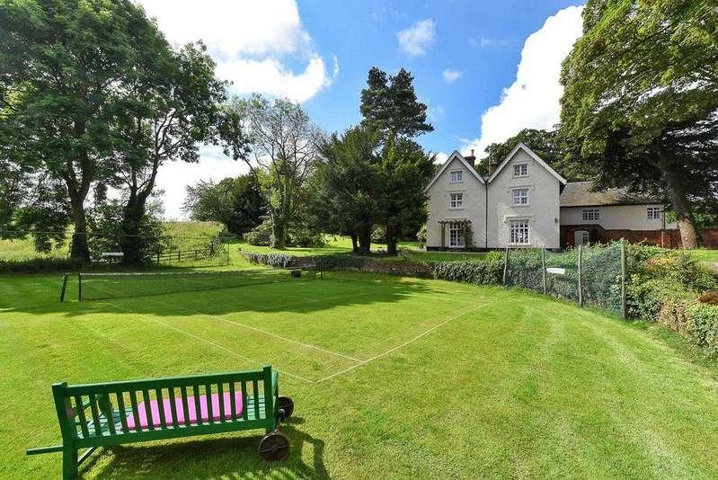 6 Bedrooms Detached House for sale in Linton, Swadlincote, Derbyshire