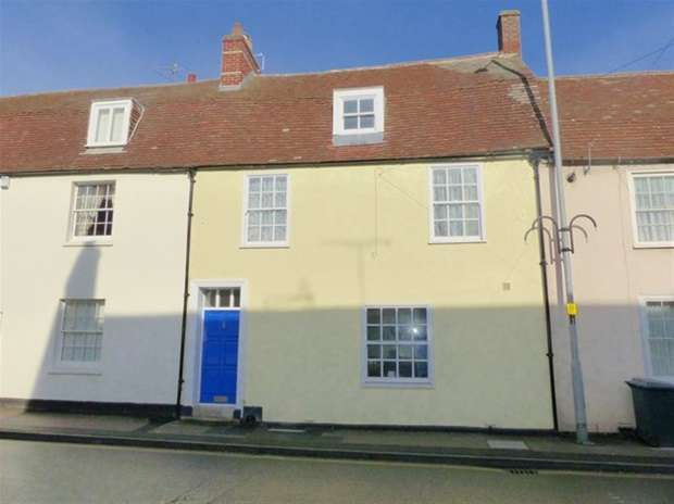 1 Bedroom Flat for sale in Silver Street, Warminster