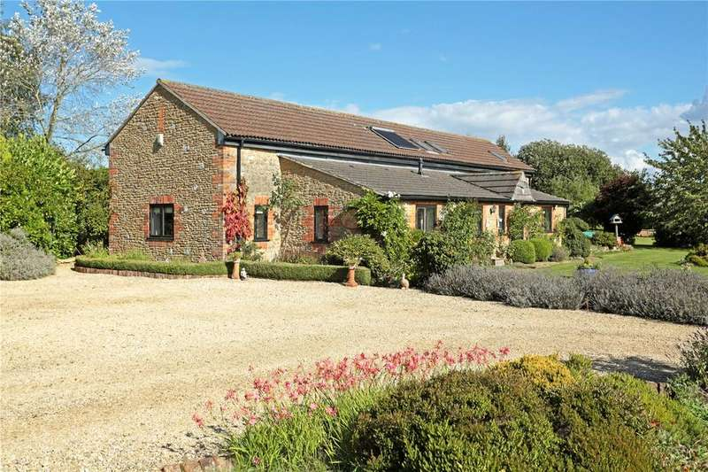 5 Bedrooms Barn Conversion Character Property for sale in Hawk Street, Bromham, Wiltshire