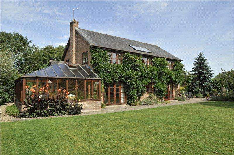 5 Bedrooms Detached House for sale in Broad Lane, North Curry, Taunton, Somerset