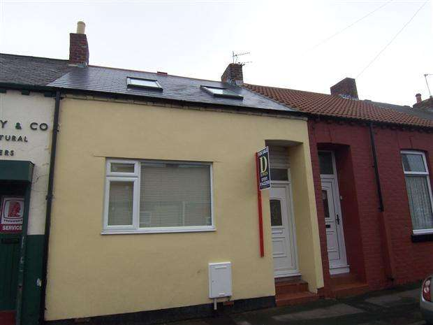 3 Bedrooms Terraced Bungalow for sale in OCEAN ROAD SOUTH, GRANGETOWN, SUNDERLAND SOUTH
